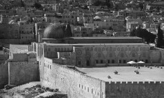 Jerusalem and it's mosque